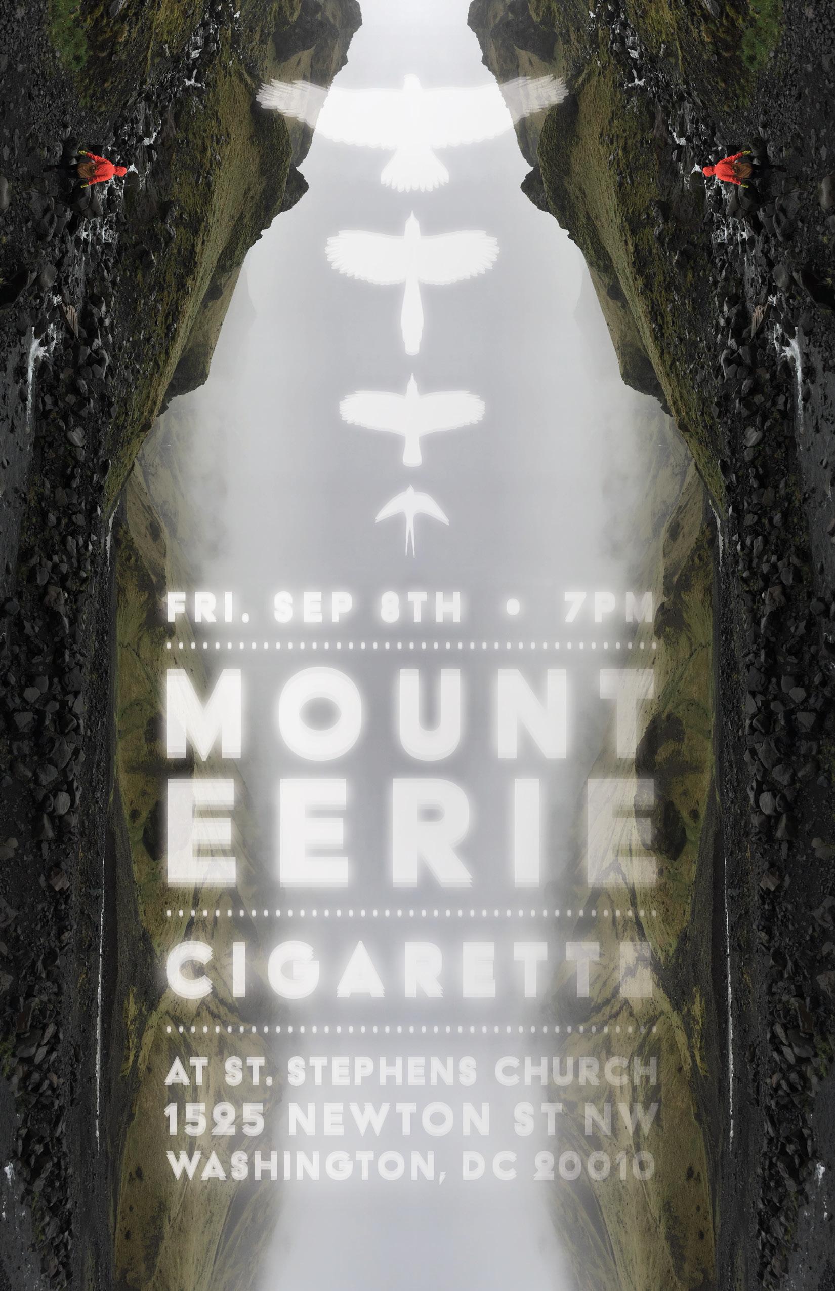 Mt Eerie Poster